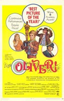 Oliver Original Wall Poster