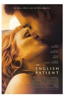 """The English Patient - Kiss - 11"""" x 17"""""""