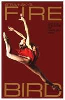 """Firebird (Broadway Musical) - 11"""" x 17"""""""