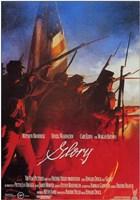 "Glory Denzel Washington - 11"" x 17"", FulcrumGallery.com brand"