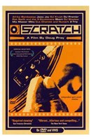 Scratch Wall Poster