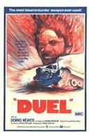 "Duel Dennis Weaver - 11"" x 17"""