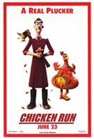 """11"""" x 17"""" Chicken Run"""