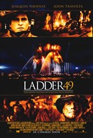 Ladder 49 Phoenix Travolta Wall Poster