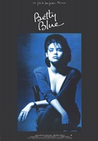Betty Blue Wall Poster