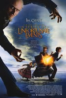 Lemony Snicket's a Series of Unfortunate Wall Poster