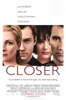 Closer Wall Poster