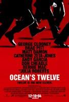 Ocean's Twelve Red Fine Art Print
