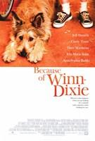 "Because of Winn Dixie - 11"" x 17"", FulcrumGallery.com brand"