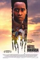 """Hotel Rwanda - 11"""" x 17"""" - $15.49"""