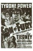 "Son of Fury - 11"" x 17"""