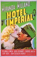 """Hotel Imperial - 11"""" x 17"""""""