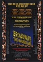 """Broadway: the Golden Age - 11"""" x 17"""""""