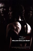 Million Dollar Baby Wall Poster