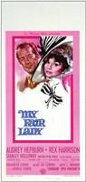 "My Fair Lady Tall Audrey Hepburn - 11"" x 17"""