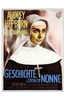 "The Nun's Story - Audrey Hepburn - 11"" x 17"""