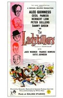 Ladykillers - tall Wall Poster