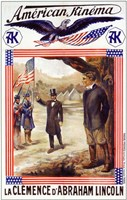 Abraham Lincoln's Clemency Wall Poster