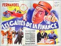 """Gaites De La Finance  Les - 17"""" x 11"""""""
