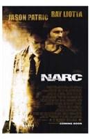 """Narc - 11"""" x 17"""""""