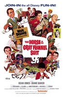 """The Horse in the Gray Flannel Suit - 11"""" x 17"""", FulcrumGallery.com brand"""
