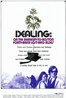"""Dealing: or the Berkeley-to-Boston Forty - 11"""" x 17"""""""