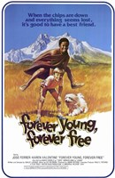 """Forever Young Forever Free - 11"""" x 17"""" - $15.49"""