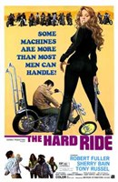 "The Hard Ride - 11"" x 17"""