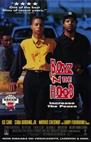 Boyz N the Hood Wall Poster