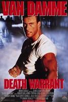 "Death Warrant - 11"" x 17"", FulcrumGallery.com brand"