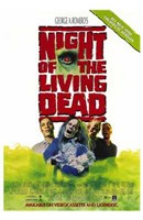 Night of the Living Dead By Romero Wall Poster