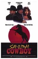 "Samurai Cowboy - 11"" x 17"""