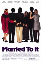 "Married to it - 11"" x 17"", FulcrumGallery.com brand"