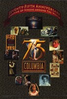 "Columbia Pictures 75Th Anniversary - 11"" x 17"""