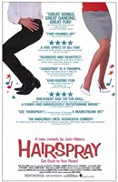 Hairspray - legs and music notes Wall Poster