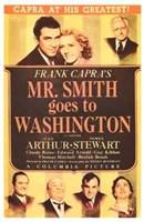 "Mr Smith Goes to Washington - 11"" x 17"""