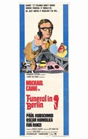"Funeral in Berlin - 11"" x 17"""
