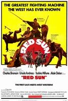 "Red Sun The Film - 11"" x 17"""