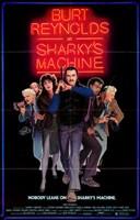 """Sharky's Machine Movie - 11"""" x 17"""" - $15.49"""