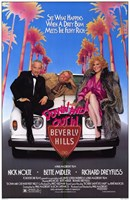 """Down and Out in Beverly Hills - 11"""" x 17"""", FulcrumGallery.com brand"""