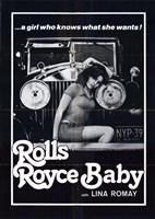 "Rolls Royce Baby - 11"" x 17"" - $15.49"