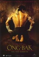 "Ong-Bak - The Thai Warrior - 11"" x 17"""
