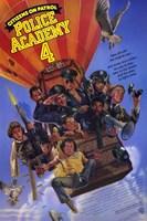 "Police Academy 4 Citizens on Patrol - 11"" x 17"""