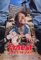 "Ernest Goes to Jail - 11"" x 17"" - $15.49"