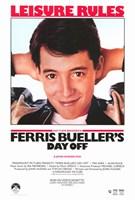 """Ferris Bueller's Day Off - 11"""" x 17"""" - $15.49"""
