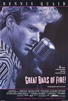 "Great Balls of Fire Dennis Quaid - 11"" x 17"" - $15.49"