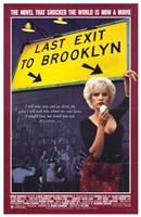 "Last Exit to Brooklyn - 11"" x 17"" - $15.49"