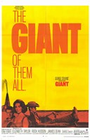 The Giant of The All Fine Art Print