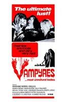 Vampyres Wall Poster