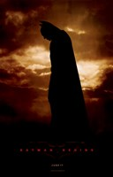 Batman Begins June Wall Poster